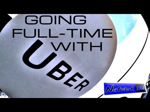 I QUIT MY JOB FOR UBER!!!