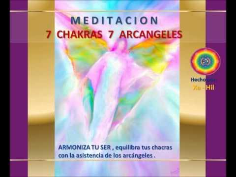 MEDITACION 77 ARMONIZA TUS CHAKRAS CON LOS ARCANGELES