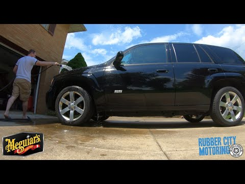 How-To: Meguiar's Hybrid Ceramic Wax - Review And Demo