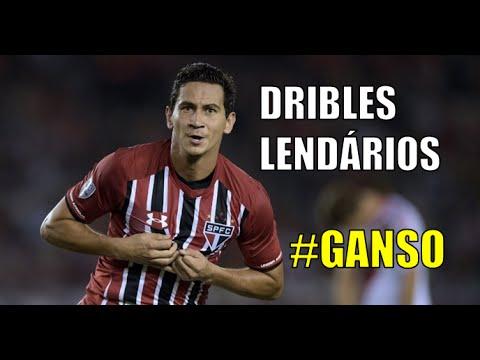 DRIBLES LENDÁRIOS- PAULO HENRIQUE GANSO- TOP 5