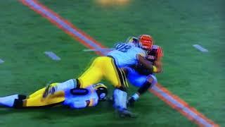 Ryan Shazier injury - Pittsburgh Linebacker