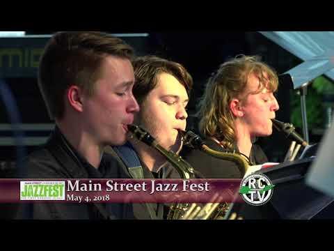 Main Street Jazz Fest - May 4, 2018