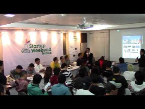 Startup Weekend Manila 5 - Final Pitches (pt3)
