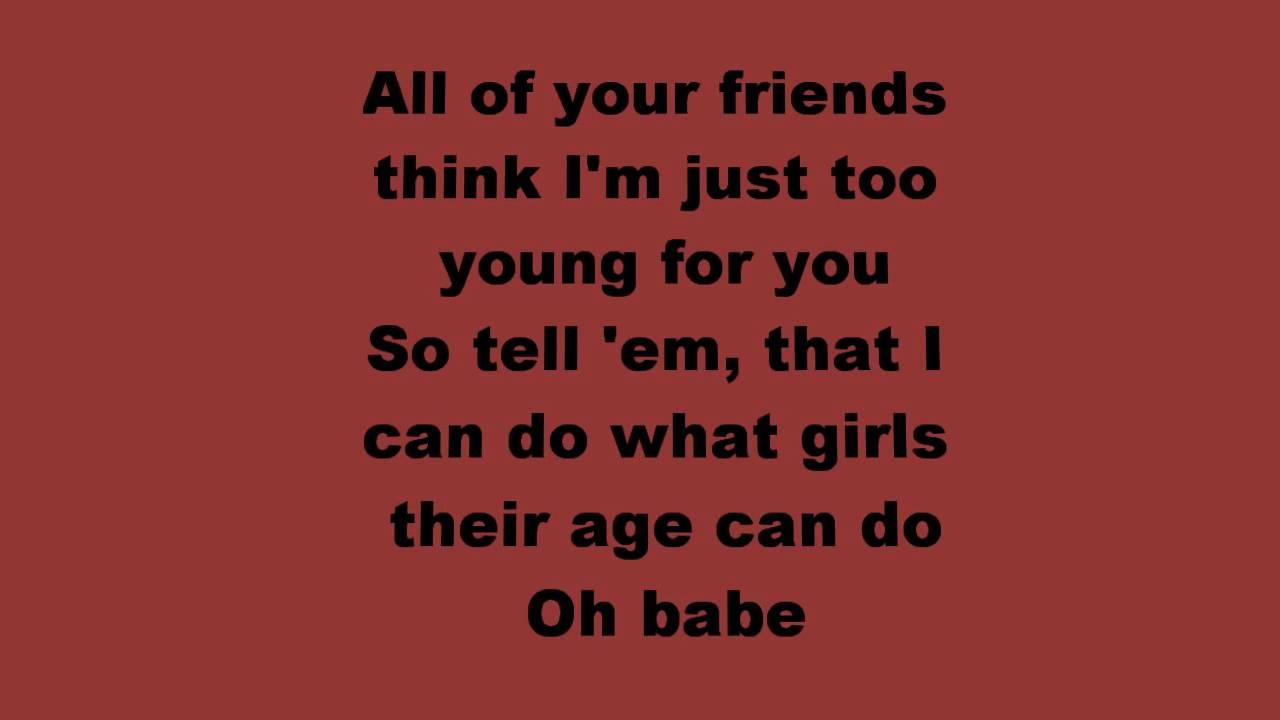 let me take you down lyrics: