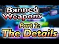 TF2: Let's talk about the Details behind -Every- Weapon Ban