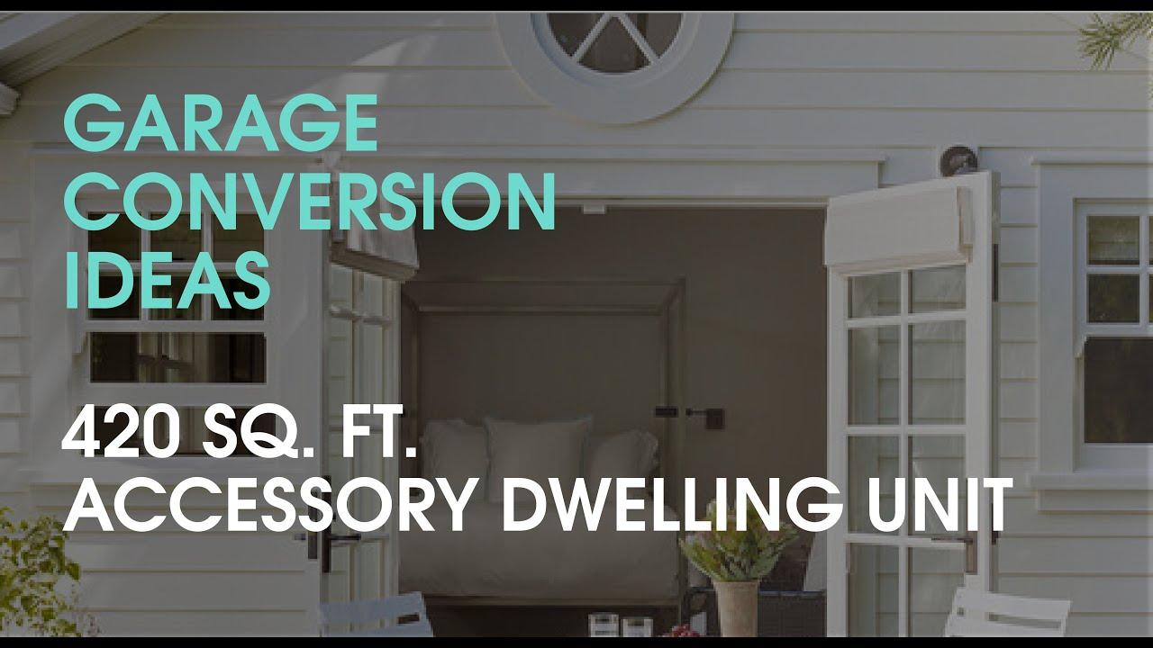 Garage Conversion Ideas Floor Plan