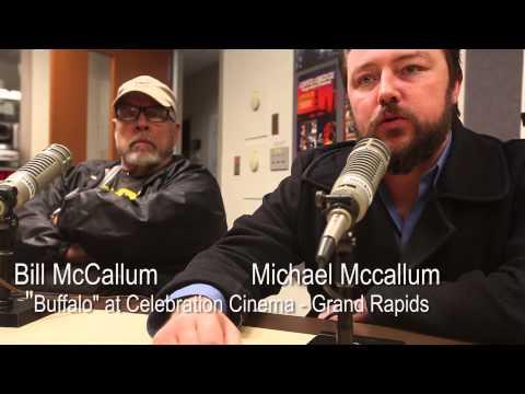 Lansing Online News Radio - Filmmaker Michael McCallum and father Bill