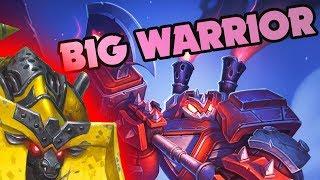 Big Warrior questo meta è pieno di deck divertenti!   Hearthstone