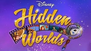 Disney Hidden Worlds - Trailer HD (Download game for Android & Iphone/ipad)