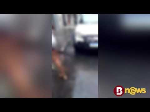 Policiais militares impedem assalto em ônibus; veja vídeo