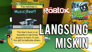 Let's livestock bees!! -Bee Swarm Simulator Roblox Indonesia