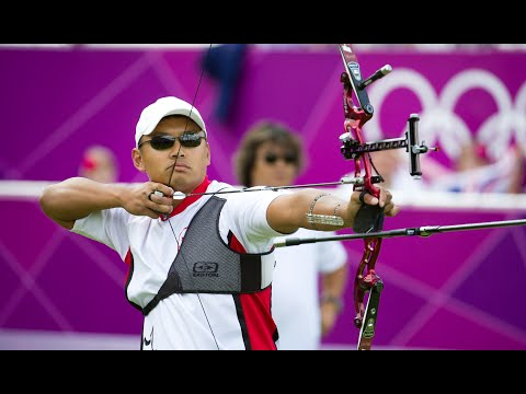 Canadian archer Crispin Duenas on target for Rio Olympics