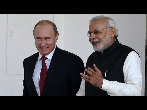 PM Modi leaves for Russia, will have private dinner with Vladimir Putin