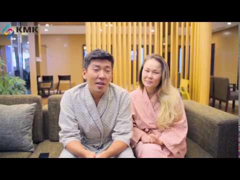 Лечение в Южной Корее! Отзыв Мейржана Туребаева и Даны Есеевой