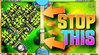 how to stop ZOMG!! ::  Bloons TD Battles