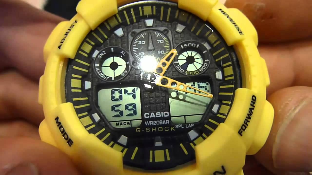 Копия часов CASIO G SHOCK в - Tiuru