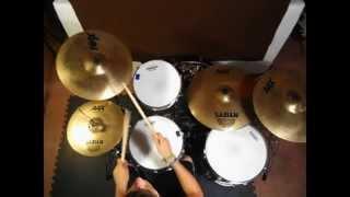 Nirvana - Very Ape [Drum cover][In Utero #7]