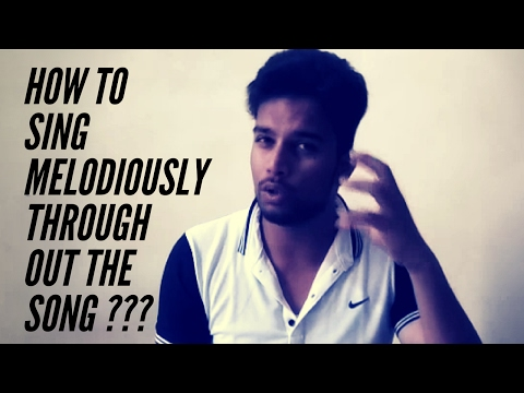 Singing Lessons #7 How To Sing Melodiously Easliy ?  Sur me kaise gaye  Sur me gana ?  Level 6