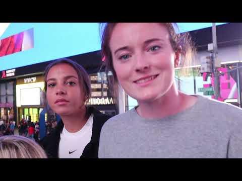 WNT Vlog: New York City