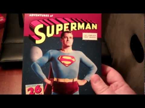 The Adventures of Superman Season One  DVD