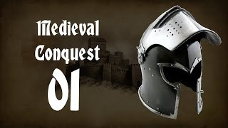 Ep. 1 - William Wallace - Medieval Conquest - Mount & Blade Warband Mod