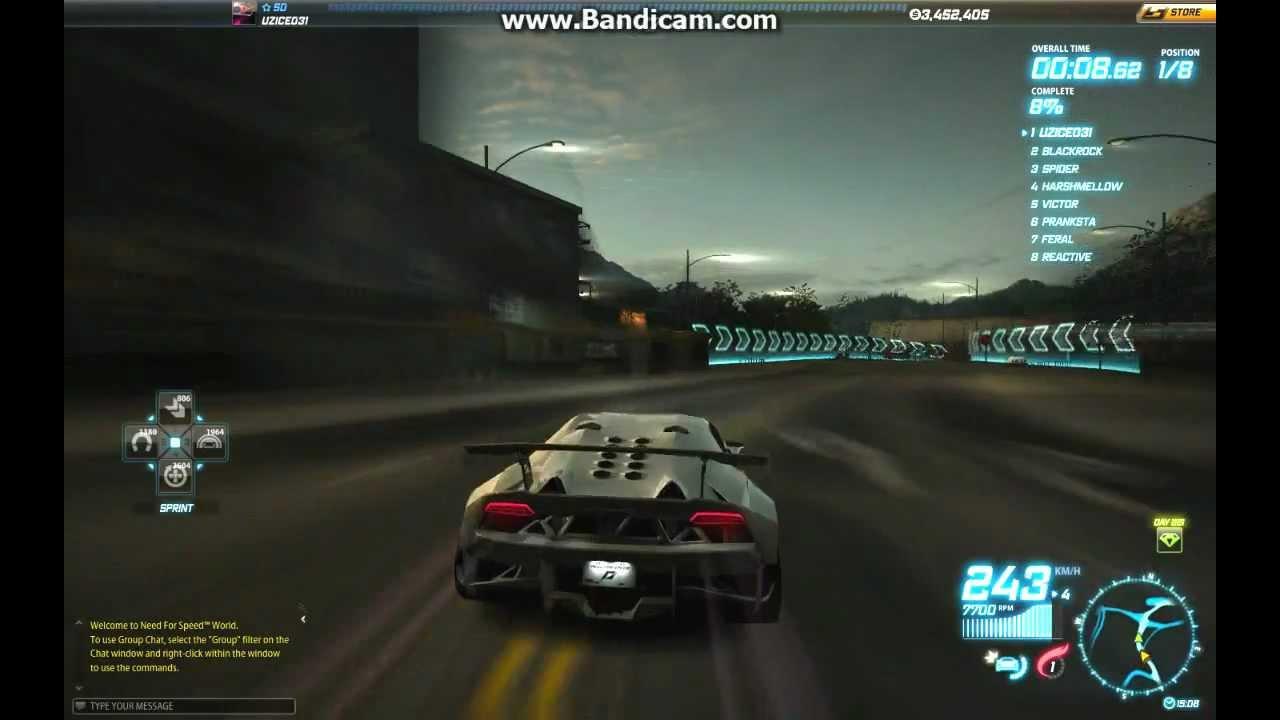 Lamborghini Sesto Elemento Nfs World Youtube