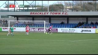 Brackley Town v Bradford Park Avenue