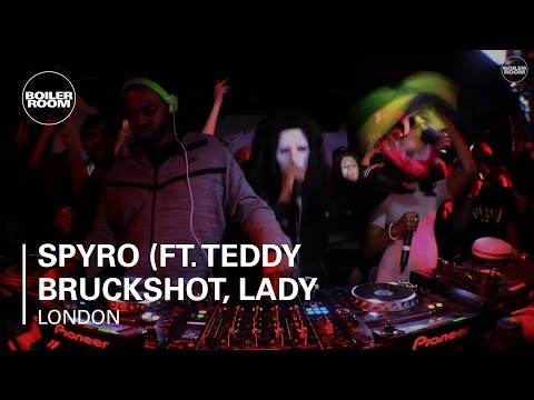 Spyro (ft. Teddy Bruckshot, Lady Chann and Killa P) Boiler Room DJ Set