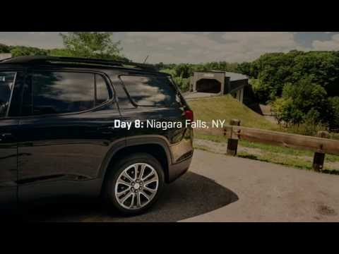 GMC PATH TO PRECISION DAY 8: NIAGARA FALLS, NY