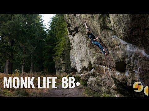 Orrin Coley: Monk Life (Font 8B+~)