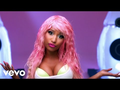 Nicki Minaj - Super Bass (Edited)