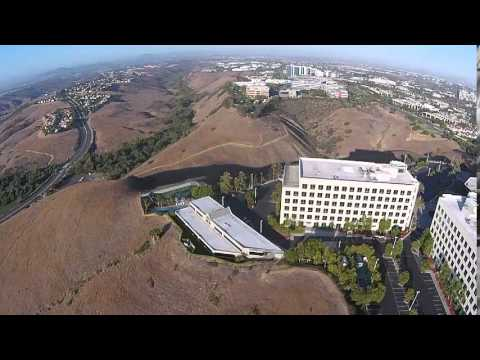 Sorrento Valley Aerial Video #raw #uncut