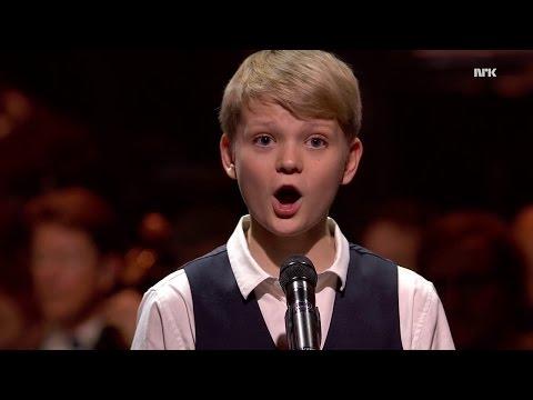 Alleluia (Exsultate, jubilate - Mozart) | boy soprano Aksel Rykkvin (13y) & KORK