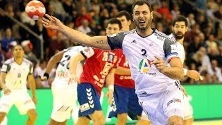 EHF EURO 2014 | SERBIA vs FRANCE - Preliminary Round (Group C)