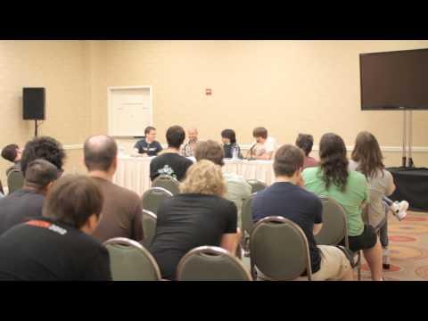 QuakeCon 2012 Panel - Idle Thumbs Podcast