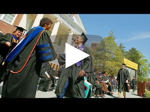 Rowan University celebrates 2018 Commencement