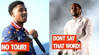 Kendrick Lamar Has To Stop Show Because Of Fan Disrespect! Judge Tells NBA Youngboy HE CANT TOUR!