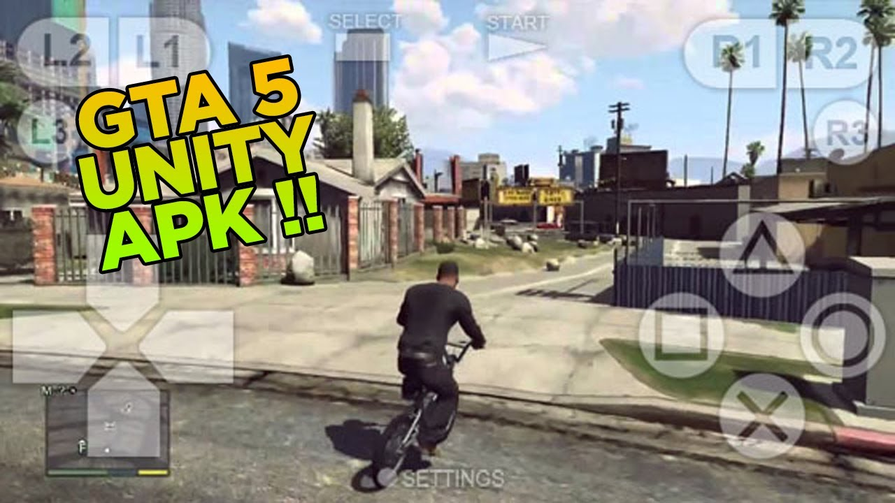 gta 5 unity download latest version android
