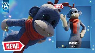 """NEW """"MONKS"""" SKIN Gameplay! - Fortnite Chapter 2 (Fortnite Battle Royale LIVE)"""
