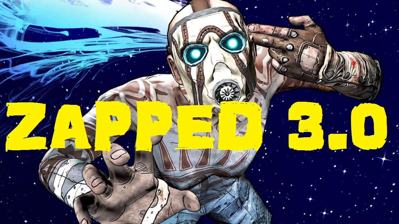 Borderlands the pre sequel side mission zapped 3 0 gameplay
