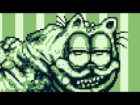Garfield Gameboy'd Part 1/5