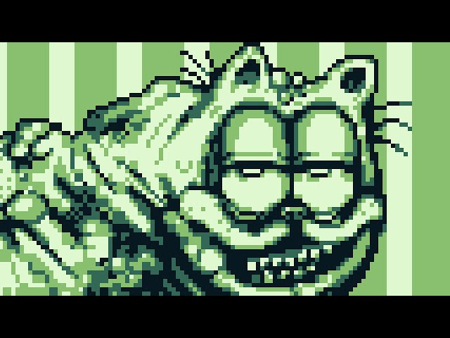 Creepy Garfield Know Your Meme