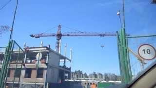 Копия видео работа башенного крана кб 674(Строительство Новосибирского Государственного Университета,на строительстве задействовано 3 крана модел..., 2013-04-25T14:05:58.000Z)