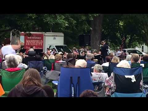 Wellsboro Concert on the Green 28th Infantry Division Band