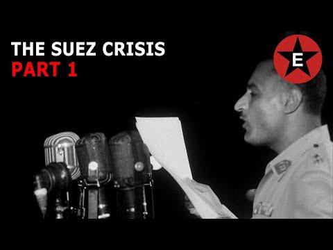 Epic History: Suez Crisis Part 1