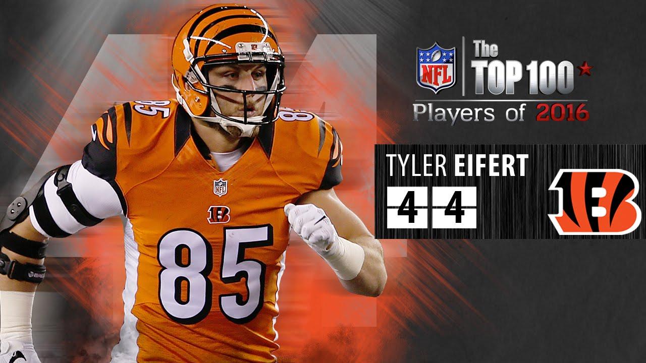 44 Tyler Eifert TE Bengals