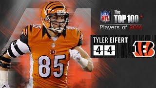 #44: Tyler Eifert (TE, Bengals) | Top 100 NFL Players of 2016