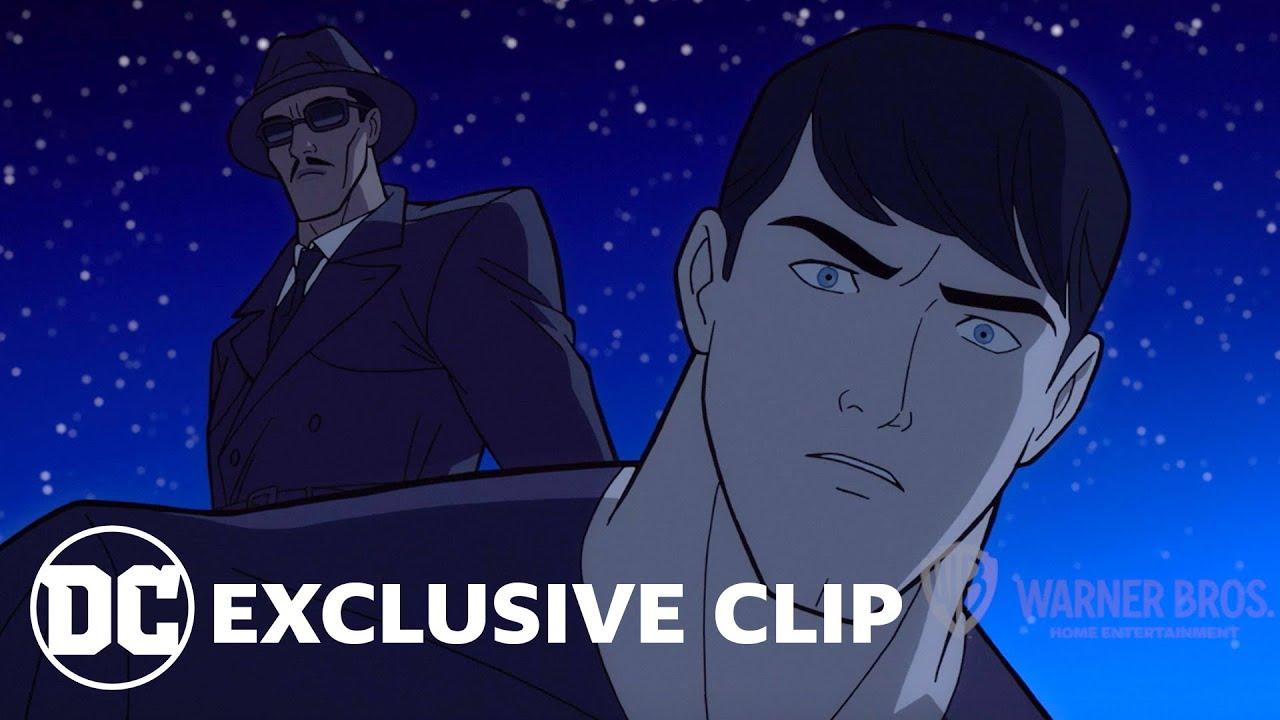 """[Superman: Man of Tomorrow] """"P E L I C U L A Completa - 2020 Warner Bros en Español Latino (DC)"""