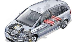 Opel Zafira B 1.6 CNG EcoFlex