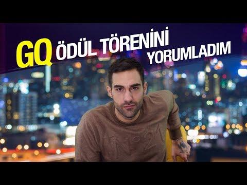 Whatever | #33 GQ Ödül Törenini Yorumladım, Demet Özdemir, Şeyma Subaşı, Nesrin Cevadzade